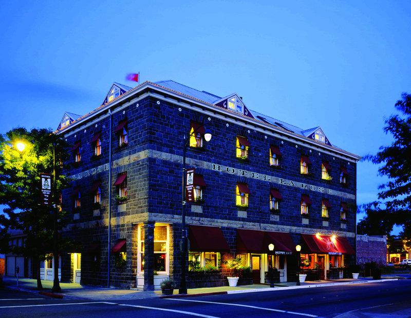 Hotel La Rose Historic Hotels Of America