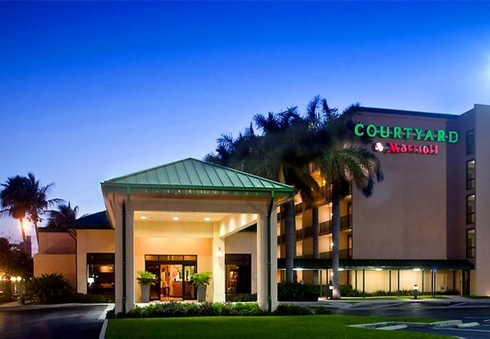 Courtyard by Marriott Fort Lauderdale East / Lauderdale by the Sea