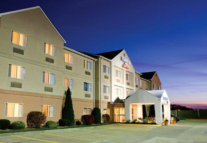 Fairfield Inn & Suites by Marriott Canton
