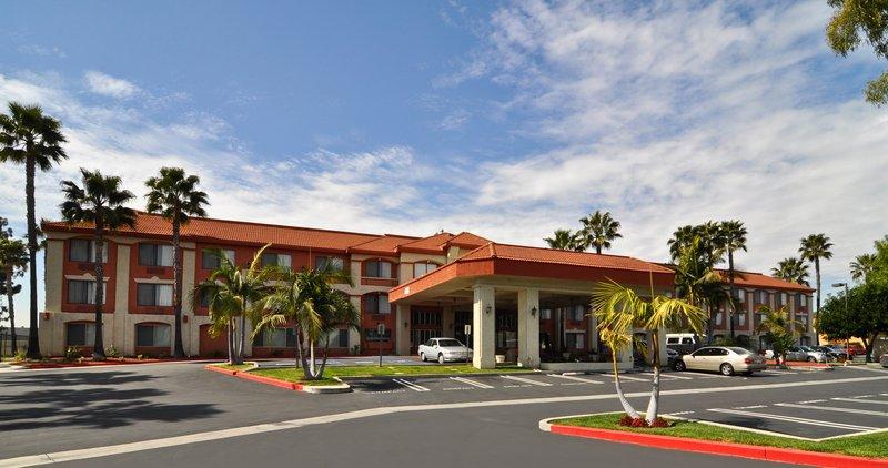 BEST WESTERN PLUS Anaheim Orange County Hotel