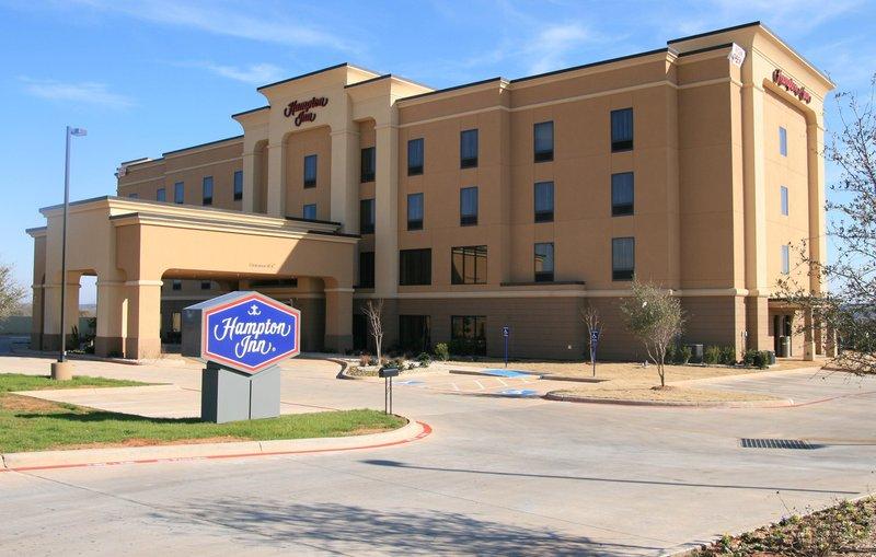 Hampton Inn - Sweetwater, TX