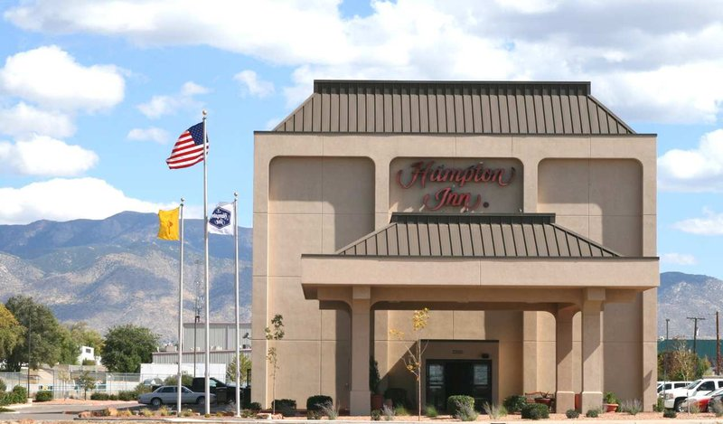 Hampton Inn Albuquerque University -UNM