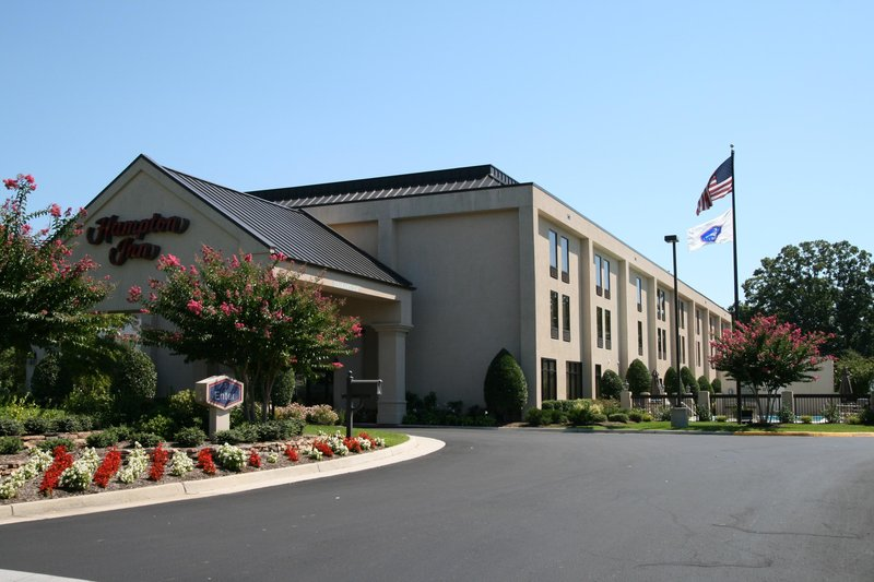 Hampton Inn Richmond-North-Ashland