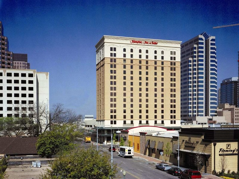 Hampton Inn - Suites Austin-Downtown-Convention Center TX