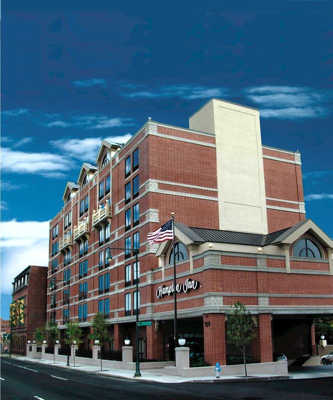 Hampton Inn Boston-Cambridge