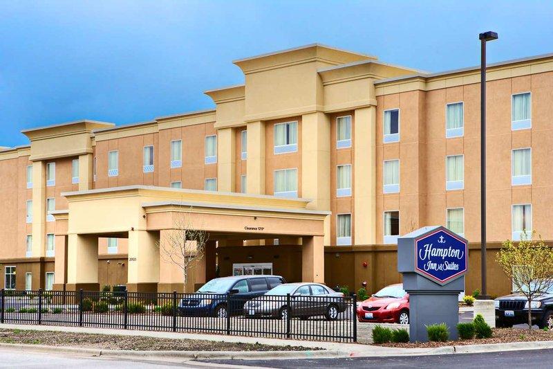 Hampton Inn - Suites Chicago Southland-Matteson