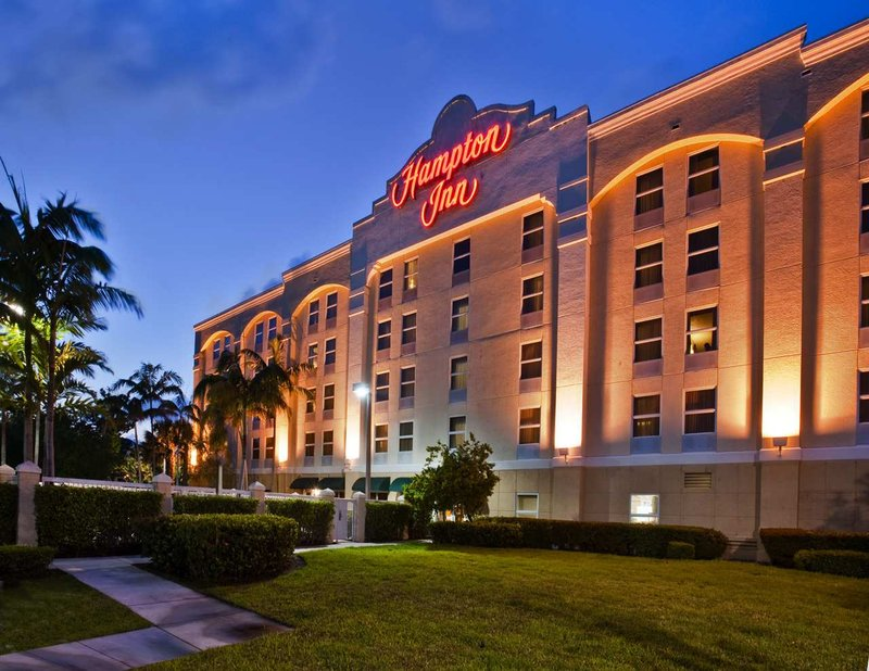 Hampton Inn Ft Lauderdale Airport North Cruise Port
