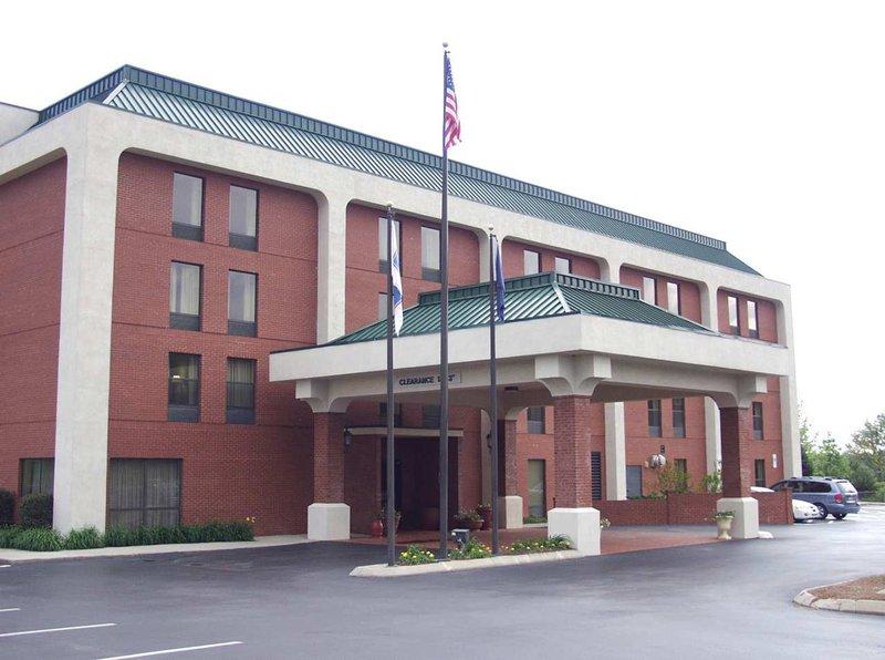 Hampton Inn Greenville-Travelers Rest