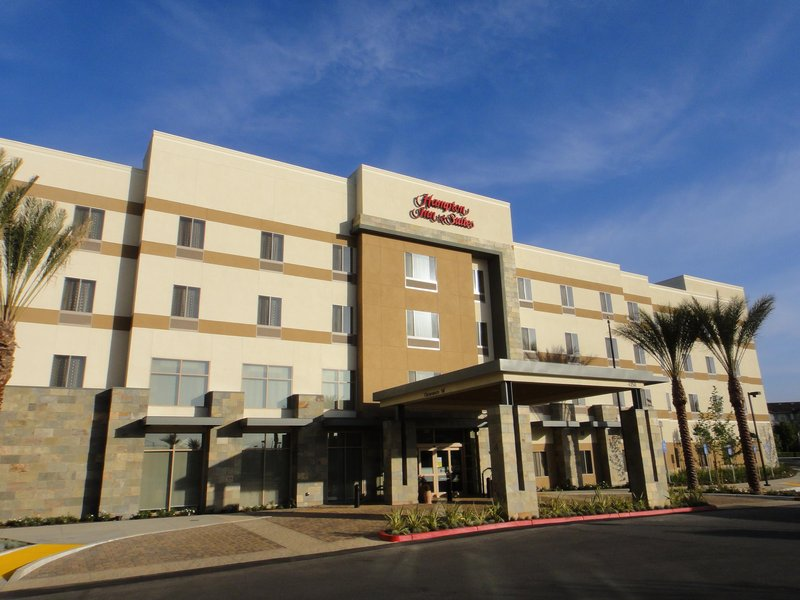 Hampton Inn Stes Riverside/Corona East