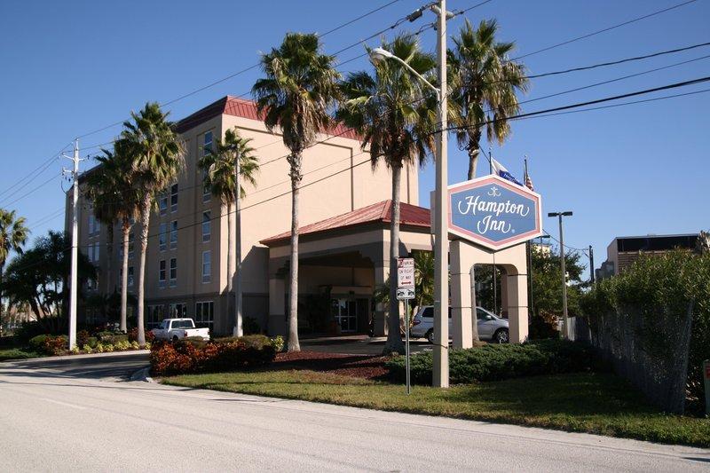 Hampton Inn Tampa Rocky Point