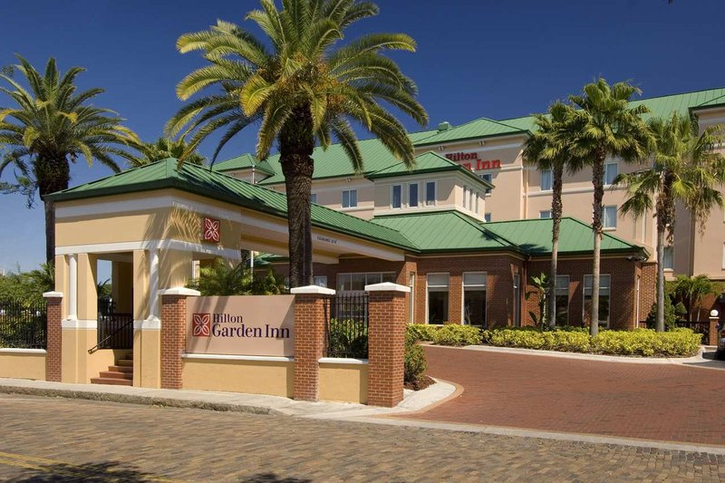 Hilton Garden Inn Tampa Ybor Hist District