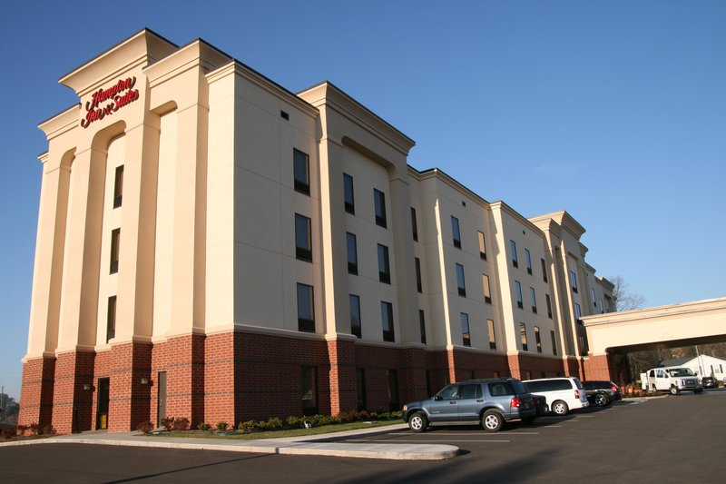 Hampton Inn - Suites-Knoxville-North I-75