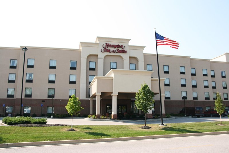 Hampton Inn - Suites Indianapolis-Brownsburg IN
