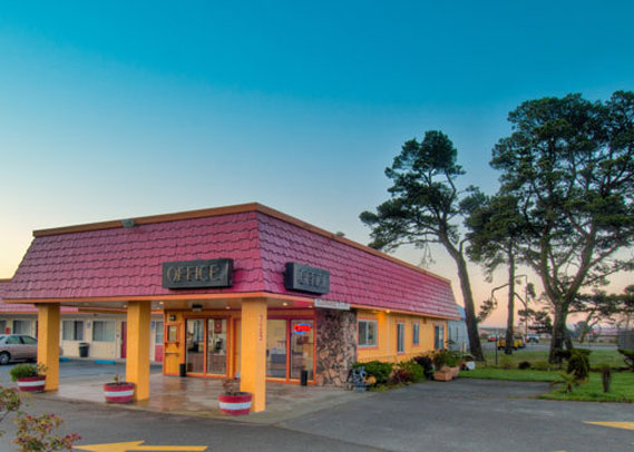 Econo Lodge Crescent City