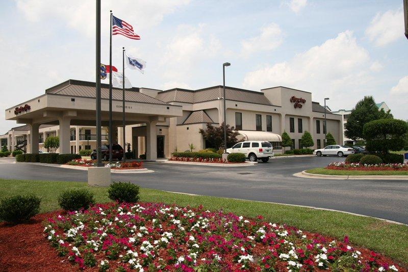 Hampton Inn Lumberton NC