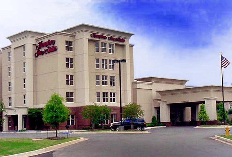 Hampton Inn - Suites West Little Rock