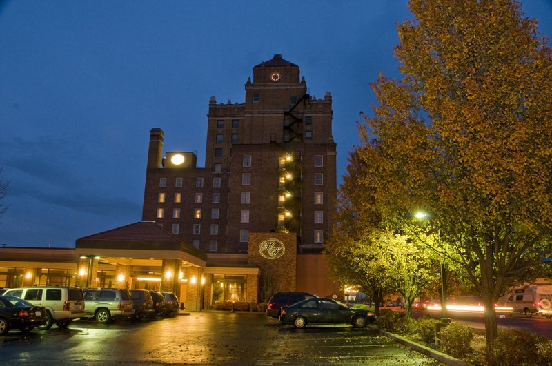 Marcus Whitman Hotel And Conference Center