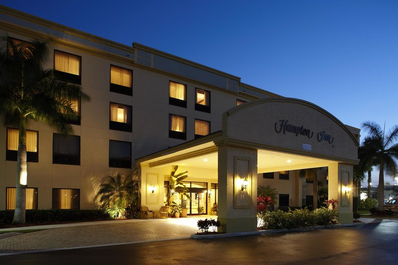 Hampton Inn West Palm Beach-FL Turnpike