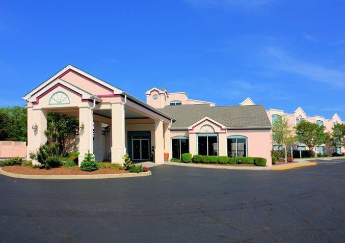 BEST WESTERN PLUS Inn At Valley View