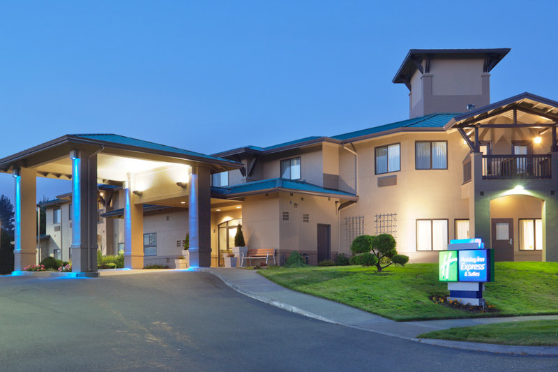 Holiday Inn Express Arcata / Eureka Airport Area