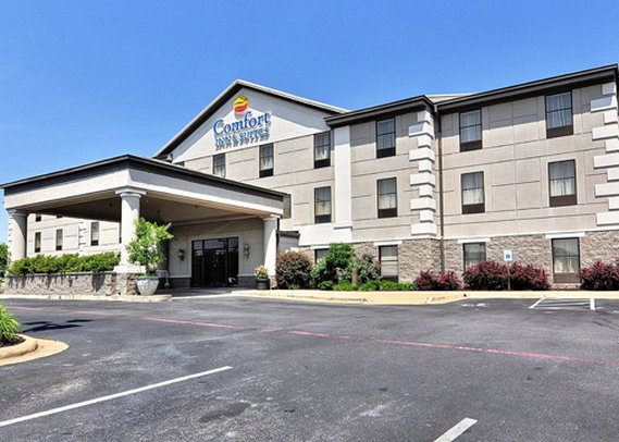 Comfort Inn & Suites Hot Springs Central