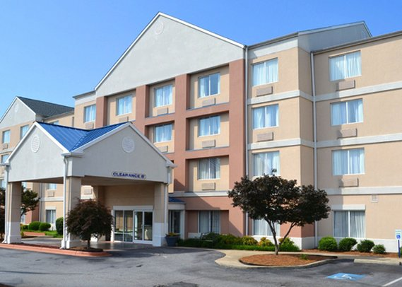 Quality Inn & Suites Spartanburg