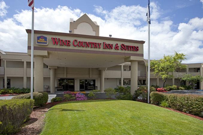 BEST WESTERN PLUS Wine Country Inn & Suites