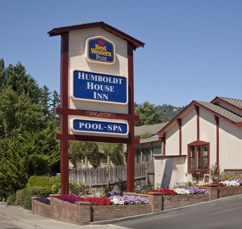 Best Western Plus Humboldt House Inn