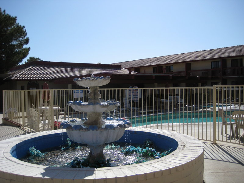 Heritage Inn And Suites Ridgecrest