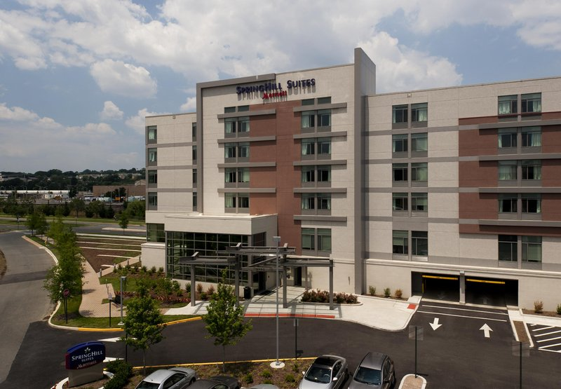 Springhill Suites by Marriott Alexandria Old Town / Southwest