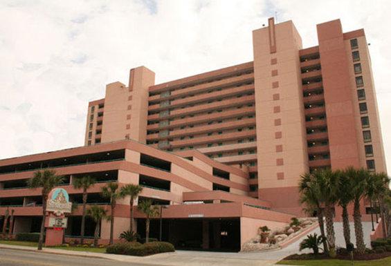 Sandcastle Oceanfront Resort South Beach