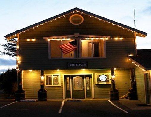 Beachcomber Motel Fort Bragg