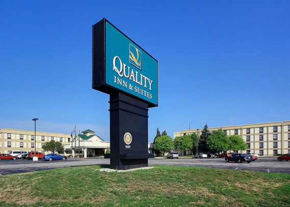 Quality Inn & Suites Monroe