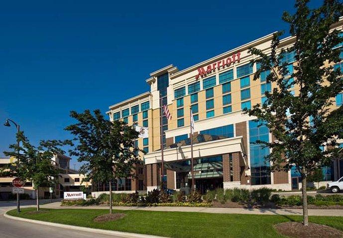 Bloomington Normal Marriott Hotel & Conference Center