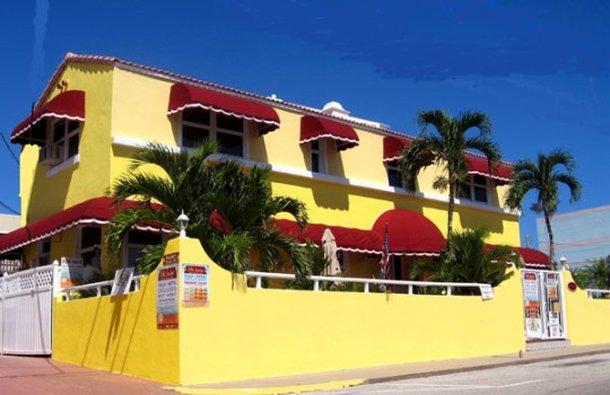 Villa Sinclair Beach Suites