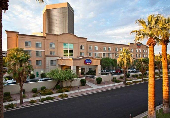 Fairfield Inn & Suites by Marriott Phoenix Midtown