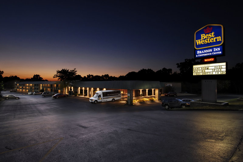 BEST WESTERN Branson Inn And Conference Center