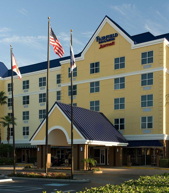 Fairfield Inn & Suites Orlando Lake Buena Vista