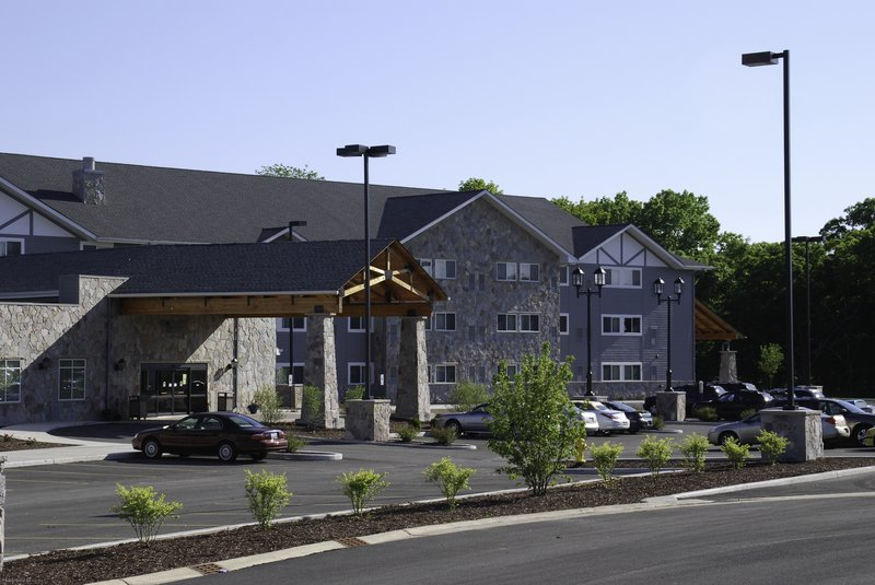 BEST WESTERN PLUS Timber Creek Inn & Suites