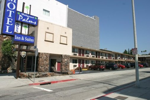Hollywood Palms Inn And Suites