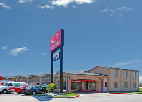 Econo Lodge Reliant - Medical Center