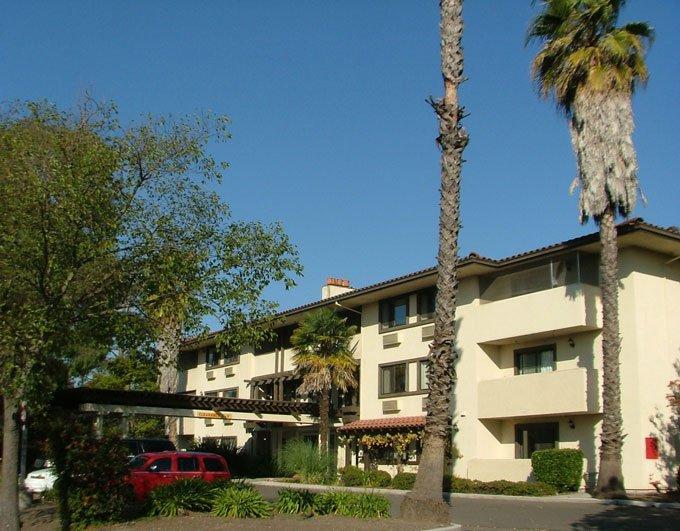 Vagabond Inn Santa Rosa