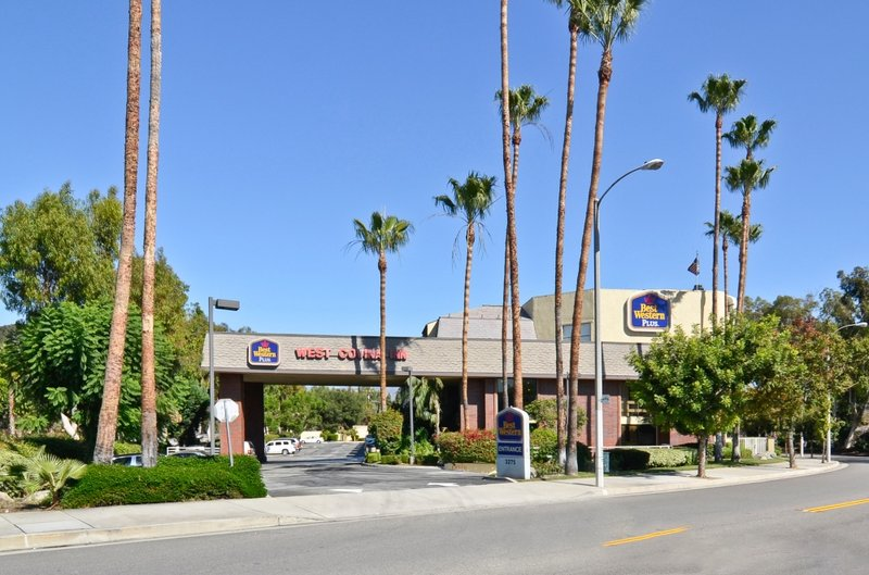 BEST WESTERN PLUS West Covina Inn