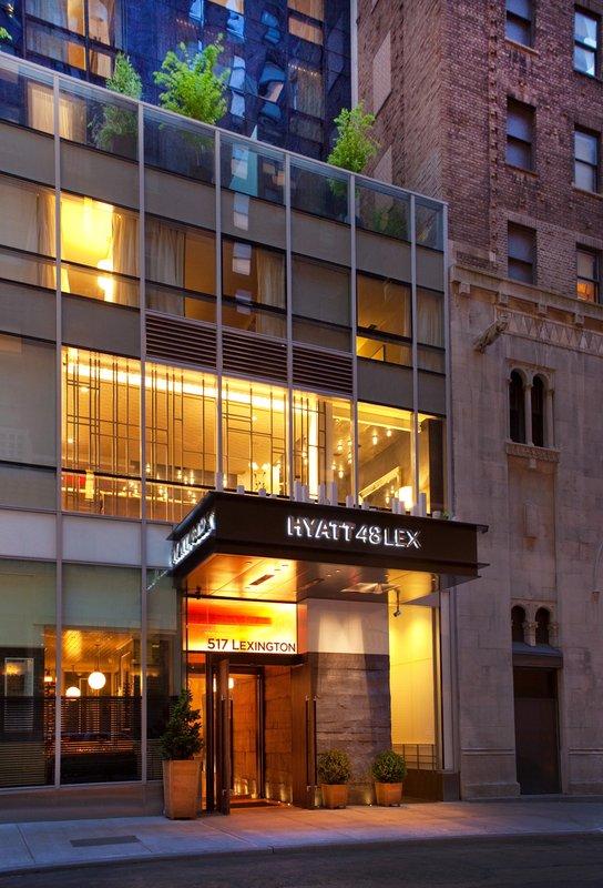 Hyatt 48 Lex
