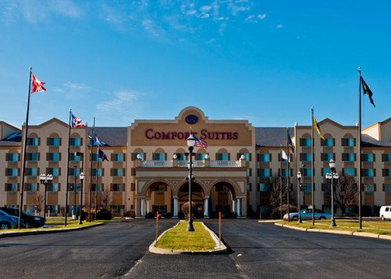 Comfort Suites University Area Notre Dame South Bend