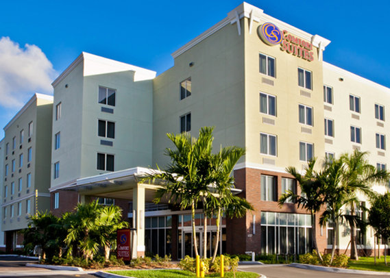 Comfort Suites Miami Airport North