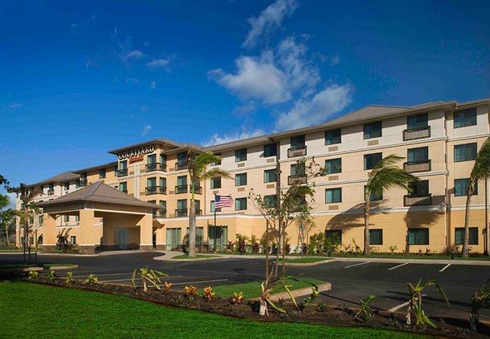 Courtyard Maui Kahului Airport