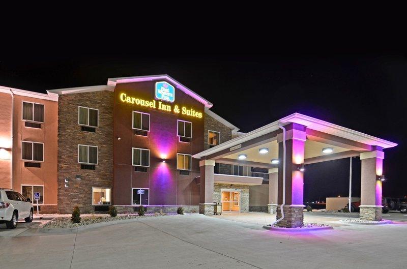 BEST WESTERN PLUS Carousel Inn & Suites