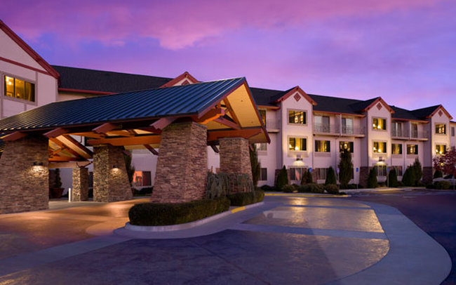 Lodge At Feather Falls Casino