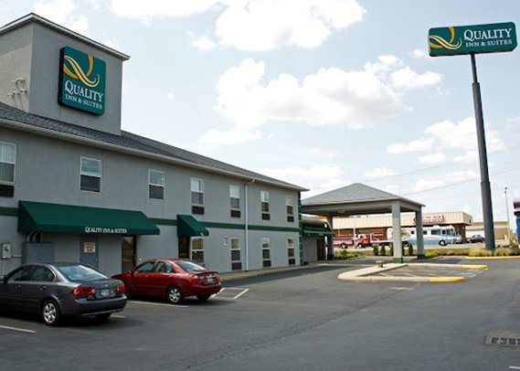 Quality Inn & Suites South/Obetz